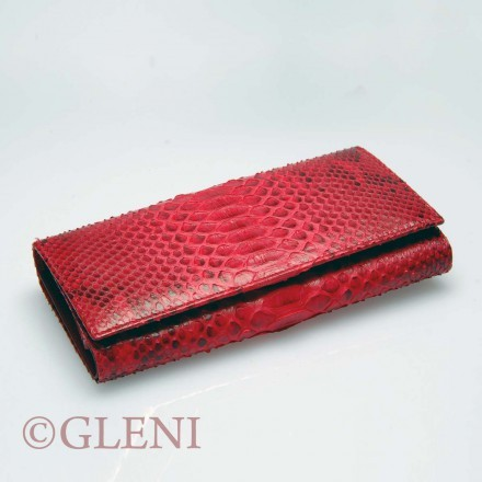 Red python wallet